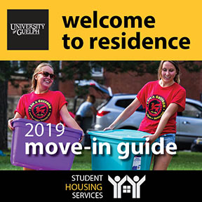 Cover of Move-In Guide 2019