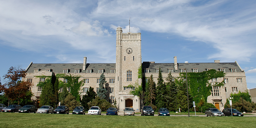 Johnston Hall | University of Guelph Student Housing Services