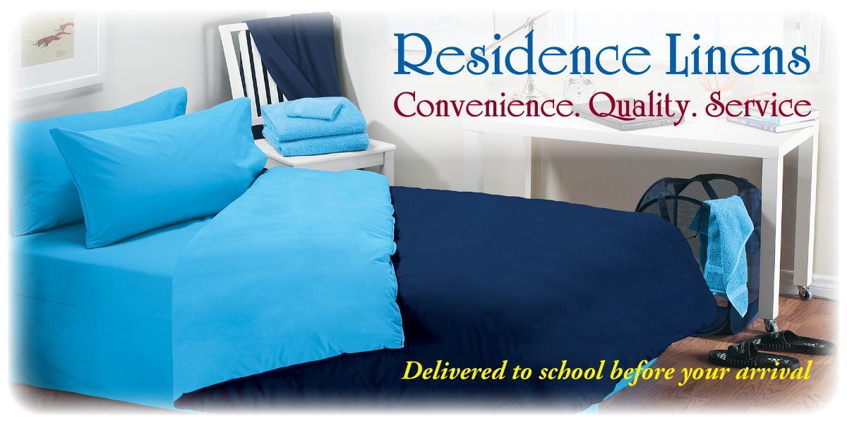 Residence Linens Logo