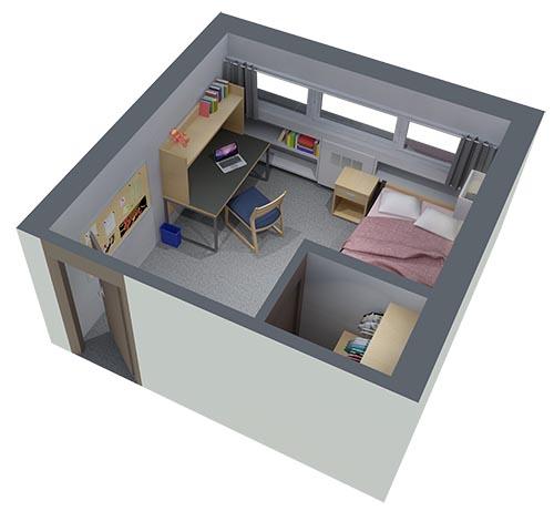 Virtual Bedroom Layout
