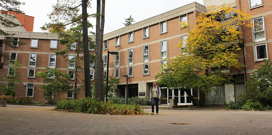 Lambton Hall Residence